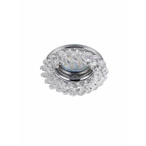 Dolomite Oczko sufitowe kryształowe okrągłe Trio ( od ręki dostępne 8szt.)