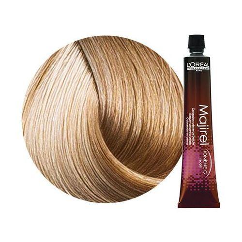 majirel | trwała farba do włosów - kolor 8.13 jasny blond popielato-złocisty 50ml marki Loreal