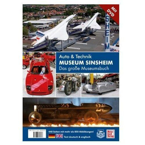 Auto & Technik, Museum Sinsheim, m. DVD (9783613307568)