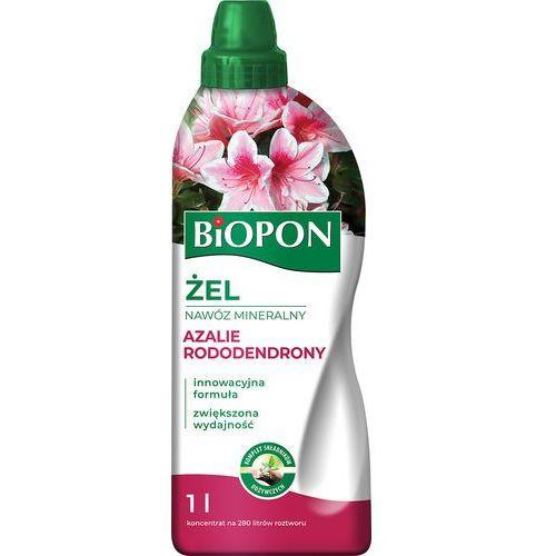 Żel do rododendronów azalii różanecznik 1l marki Biopon