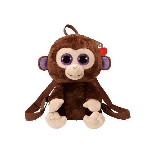 Plecak pluszowy małpka coconut gear 25 cm marki Ty