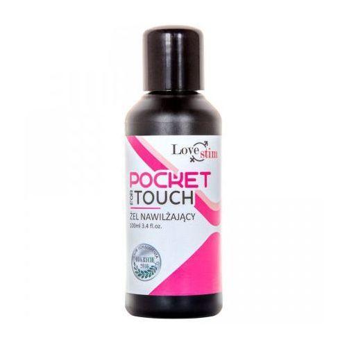 Lovestim Pocket for touch kieszonkowy żel do masażu 100ml