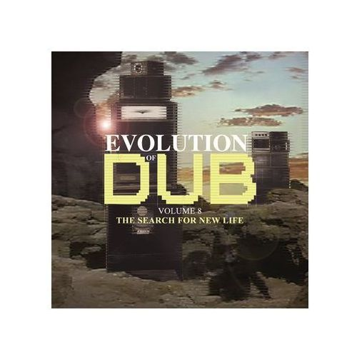 Greensleeves Różni wykonawcy - evolution of dub volume 8 - the search for new life