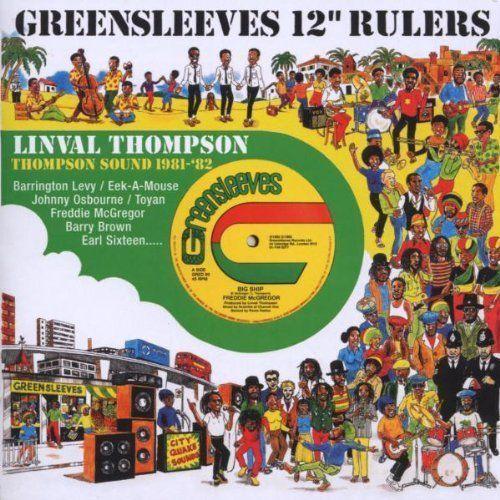 "Greensleeves Thomas, linval - 12"" rulers - 1981-82 (0601811161623)"