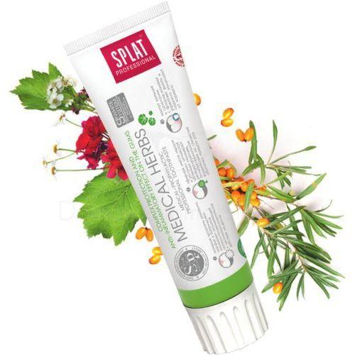 Splat medical herbs pasta do zębów wzmacniająca szkliwo 100ml (4603014001139)
