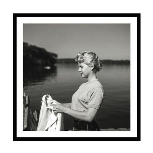 Obraz kobieta 50 x 50 cm marki Knor