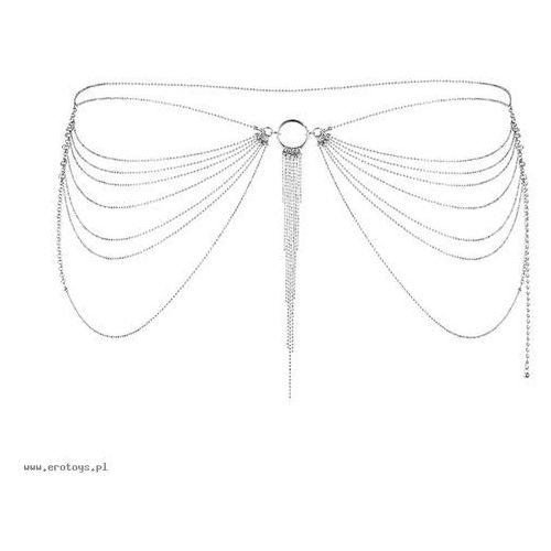Łańcuszek na biodra Bijoux Indiscrets Magnifique (srebrny) (8436562010980)