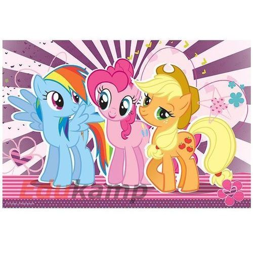 100 EL. My Little Pony Przyjaciółki, 5900511162288_715954_001