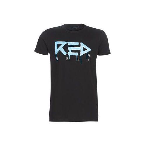 T-shirty z krótkim rękawem Redskins UNDERFEATED, kolor czarny