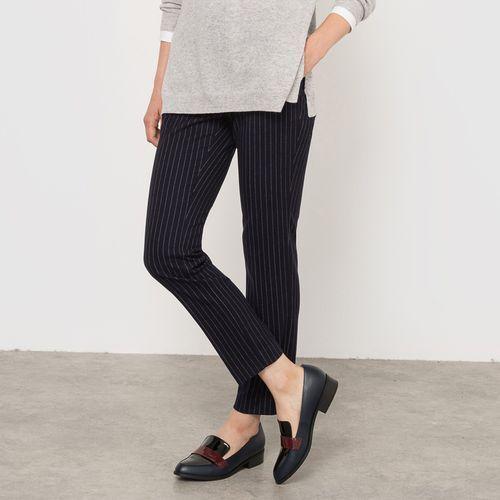 Spodnie rurki w paski marki R essentiel