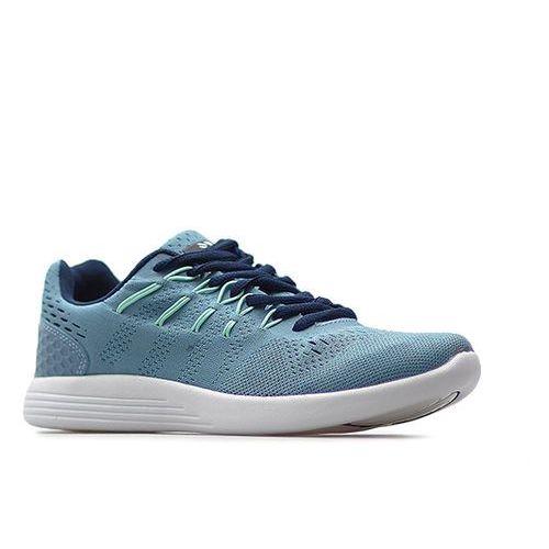Buty sportowe sznurowane b823-11 niebieskie, Arturo