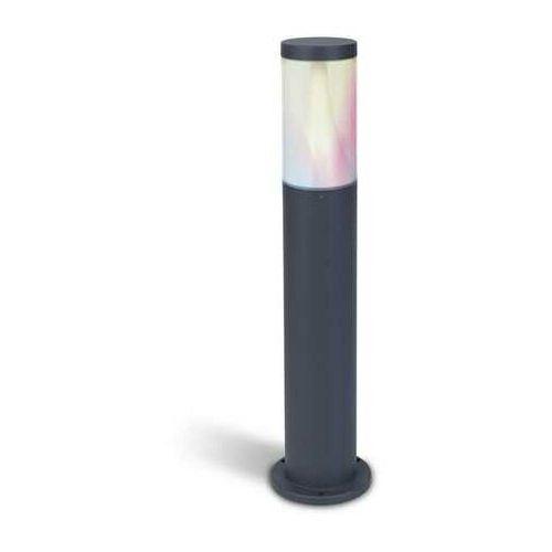 SPICA LED 16W sterowany aplikacją WIZ RGB 2700-6500K IP54 Lampa ogrodowa stojąca Lutec 7271004118, 7271004118