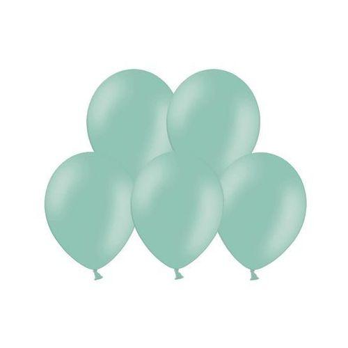 "Balony 12"" strong, zielone, miętowe, pastelowe 10 szt. marki Party world"