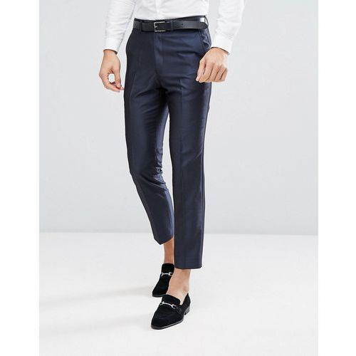 French Connection Skinny Wedding Suit Trouser in Tonic - Navy