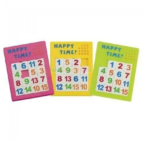 Przesuwane puzzle liczbowe, GOKI-13186