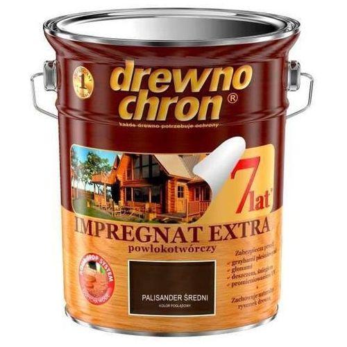 Drewnochron - impregnat, palisander średni, 4.5 l (extra)