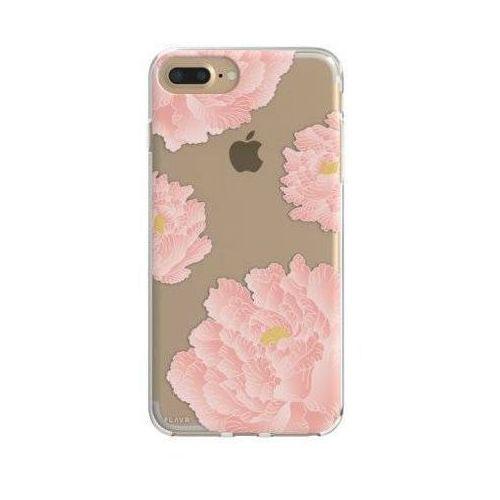 Etui FLAVR iPlate Pink Peonies do Apple iPhone 6 Plus/7 Plus/6s Plus/8 Plus Wielokolorowy (30035)