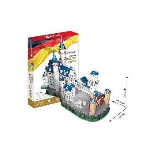 Cubic Fun, puzzle 3D Neuschwanstein Castle, 6944588210625_840433_001