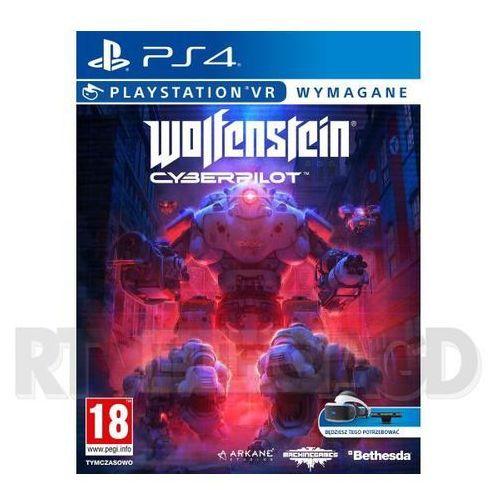 Wolfenstein Cyberpilot VR (PS4)