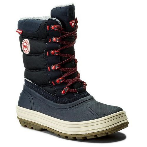 Śniegowce HELLY HANSEN - Tundra Cwb 112-31.581 Blue Nights/Navy/Melt Down/Dark Gum, 42-44.5