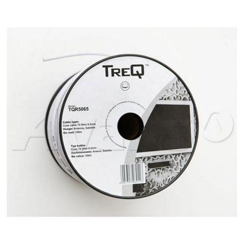 Treq Kabel antenowy na rolce 100m (5907707064036)