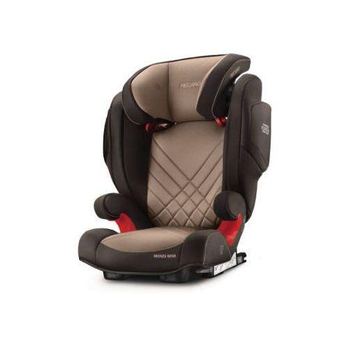 fotelik samochodowy monza nova 2 seatfix dakar sand marki Recaro