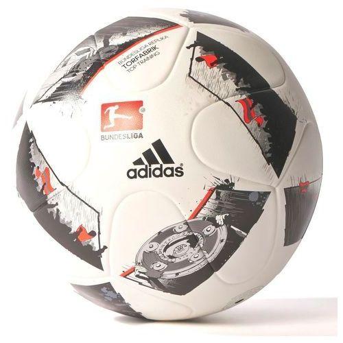 adidas Performance DFL GLIDER Piłka do piłki nożnej weiß/schwarz