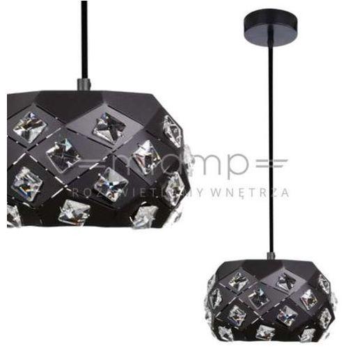 Lampa wisząca CANDELLUX 31-57785 Delphi Czarny + DARMOWY TRANSPORT! (5906714857785)