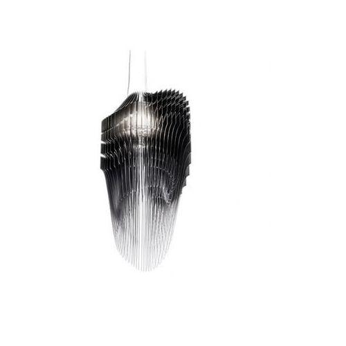 Slamp Lampa wisząca avia large black fade
