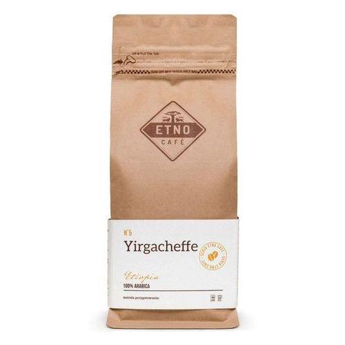 - etiopia yirgacheffe 1kg marki Etno cafe