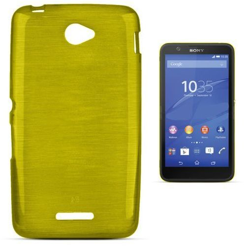 """""""jelly brush sony xperia e4 / e4 dual"""" (green) marki Forcell"""