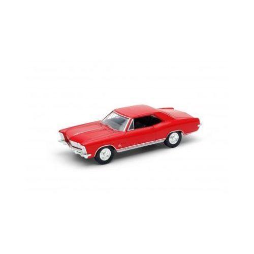 Buick 1965 Riviera Gran Sport 1/34 - DARMOWA DOSTAWA OD 199 ZŁ!!!