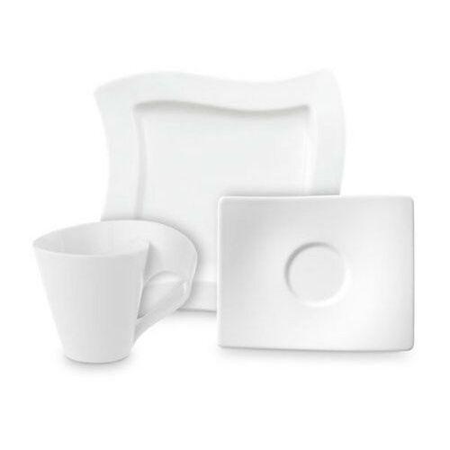 Villeroy & Boch - NewWave Zestaw kawowy dla 4 osób