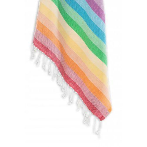 Sauna ręcznik hammam peshtemal100%bawełna 275gr seven paleta kolorów marki Import