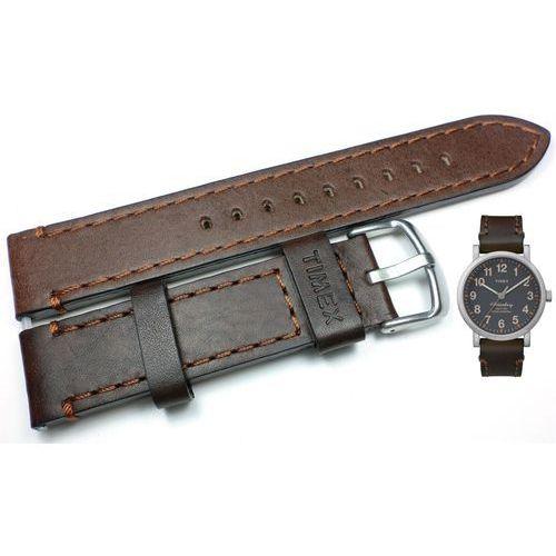 ba8ea5efab6e8 Pasek do zegarka TIMEX TW2P58700 PW2P58700 20 mm SKÓRA - Fashionable ...