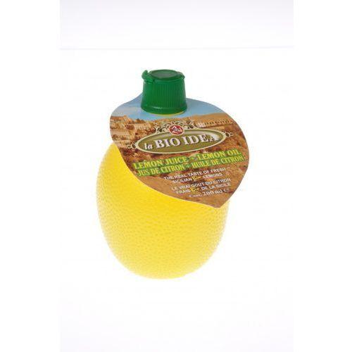 Sok z cytryny z olejkiem cytrynowym bio 200 ml - la bio idea, marki La bio idea (makarony, strączkowe, inne)