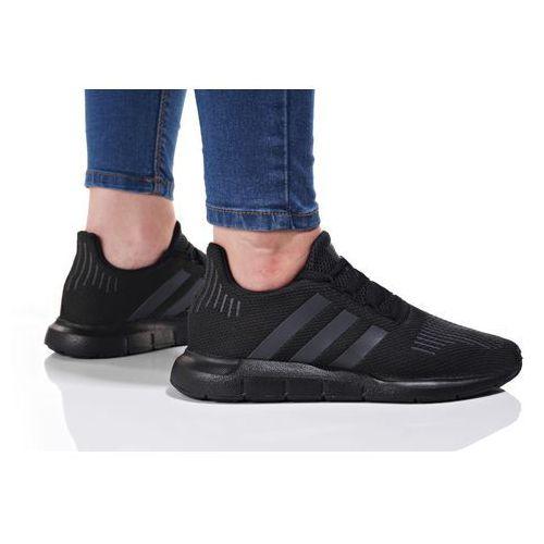originals swift run tenisówki i trampki black marki Adidas