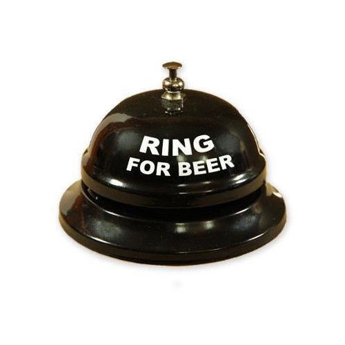 Biurkowy dzwonek na piwo