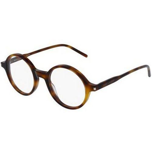 Saint laurent Okulary korekcyjne sl 49 005