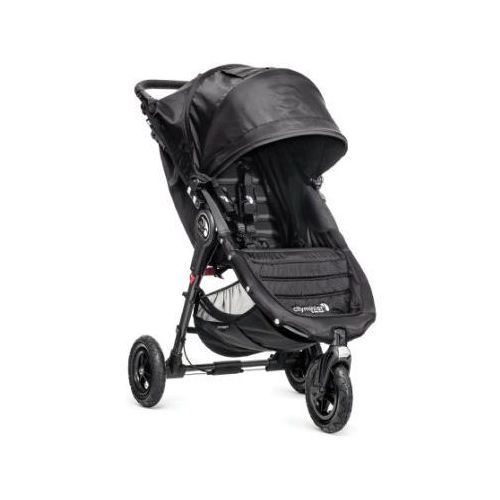 Baby Jogger Wózek spacerowy City Mini GT black / black