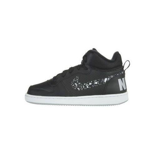 Nike Court Borough Mid Tenisówki dziecięce Czarny 39, kolor czarny