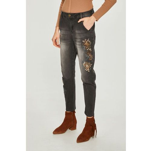 Desigual - Jeansy Alysa, jeansy
