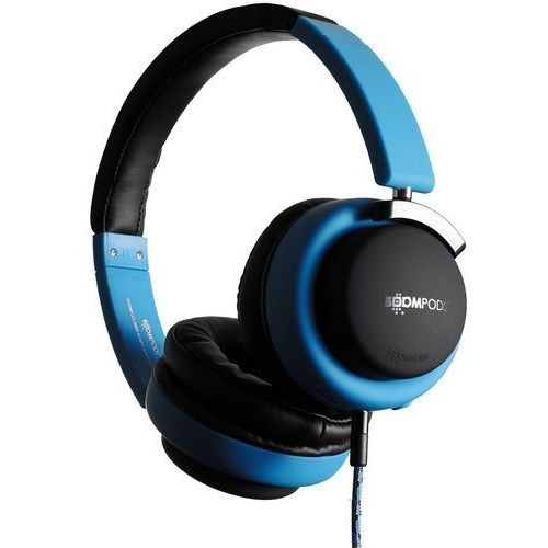 Boompods Hush (niebieski)