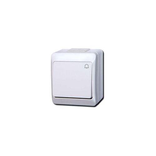 Przycisk do dzwonka HERMES ELEKTRO-PLAST, 0337-06