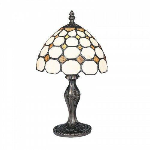 Lampa stołowa lampka Rabalux Marvel 1x40W E14 brąz 8072, 8072