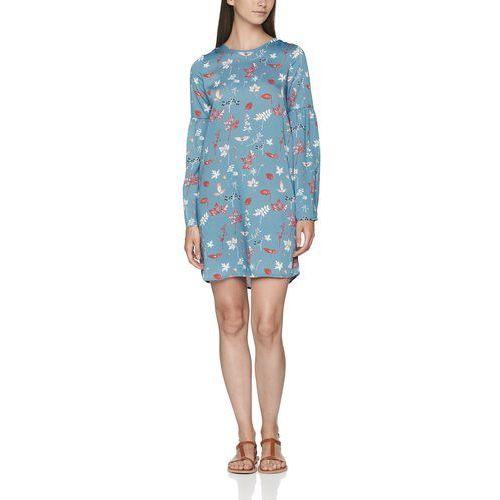 Vero Moda VMSANNE Sukienka letnia bluestone (5713446620026)