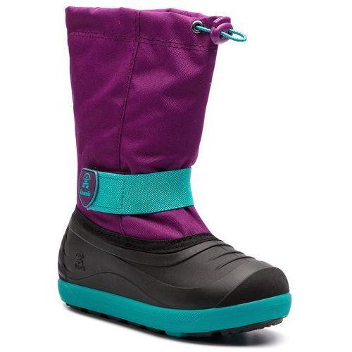 Śniegowce - jet nf4028 purple teal/violet sarcelle marki Kamik