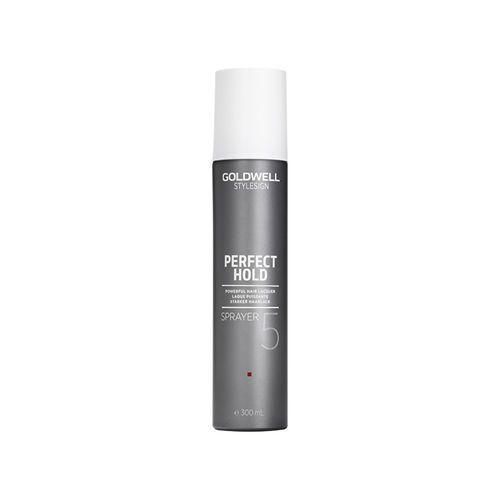 Goldwell stylesign perfect hold ekstra mocny lakier do włosów do włosów (sprayer 5) 300 ml