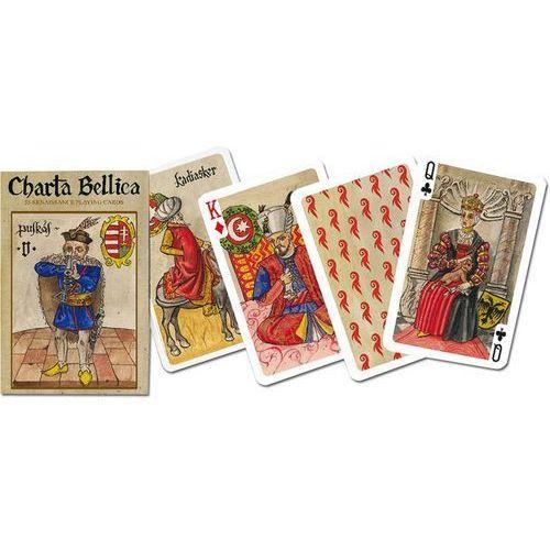 Piatnik Karty do gry 1 talia charta bellica (9001890140716)