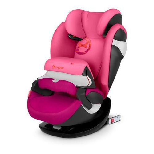fotelik samochodowy pallas m-fix 2018, passion pink marki Cybex